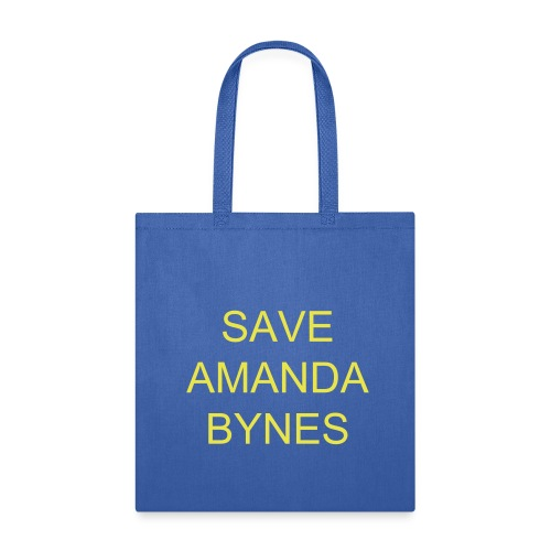SAVE AMANDA BYNES TOTE - Tote Bag