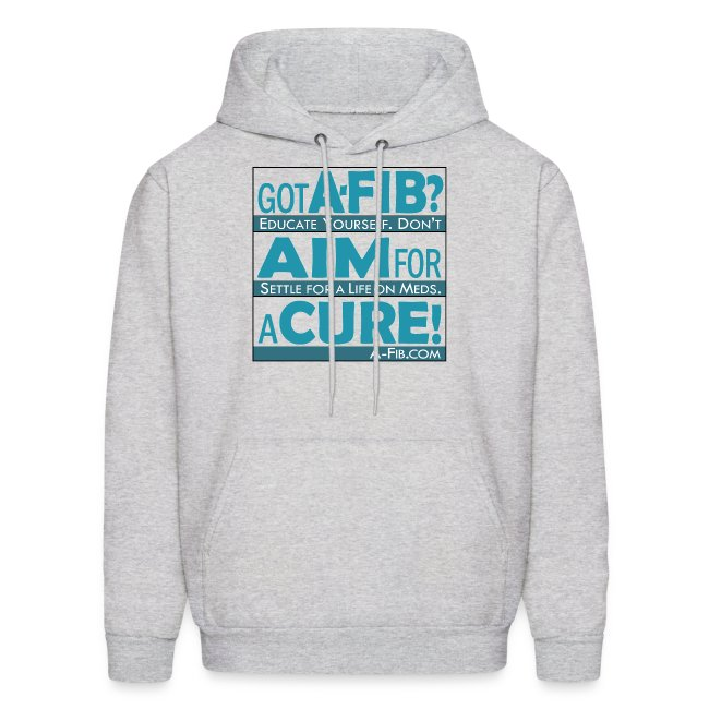 Got A-Fib? Aim for a Cure~