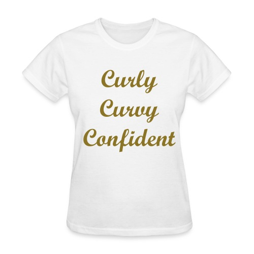 Gold C's - Women's T-Shirt