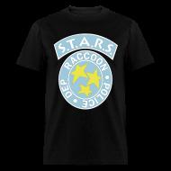 T-Shirts ~ Men's T-Shirt ~ S.T.A.R.S. Raccoon City Police T-Shirt (Men)