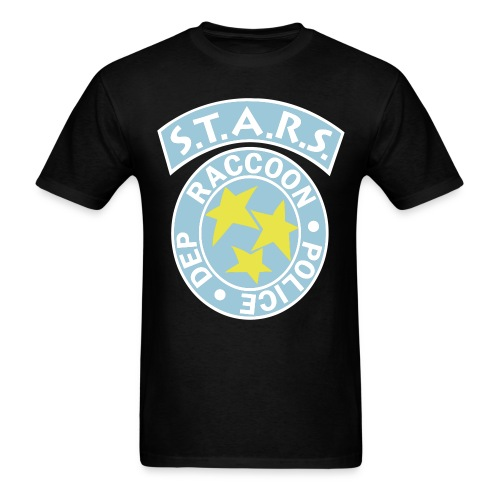 S.T.A.R.S. Raccoon City Police T-Shirt (Men) - Men's T-Shirt