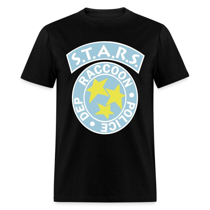 S.T.A.R.S. Raccoon City Police T-Shirt (Men) - Men's T-Shirt