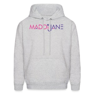 Maddi Jane Official Colors Logo - Men's Hoodie