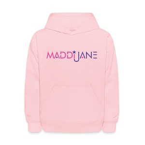 Maddi Jane Official Colors Logo - Kids' Hoodie