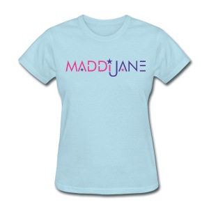 Maddi Jane Official Colors Logo - Women's T-Shirt