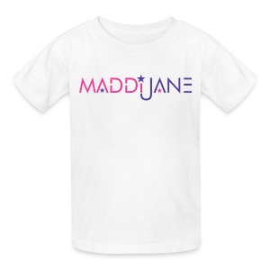 Maddi Jane Official Colors Logo - Kids' T-Shirt