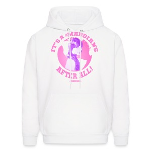 It's A Maddians World After All - Men's Hoodie