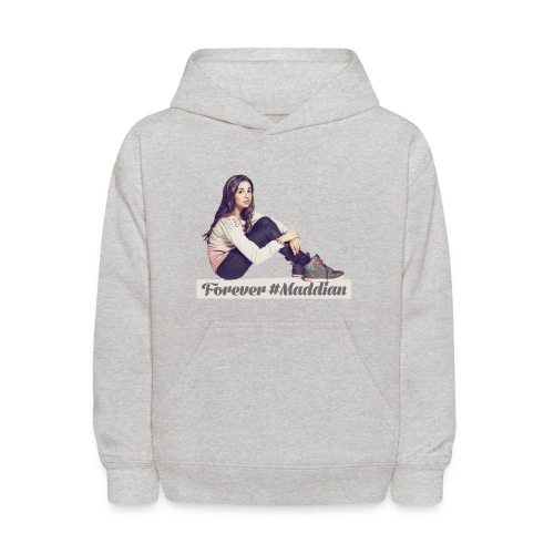 Forever #Maddian - Kids' Hoodie