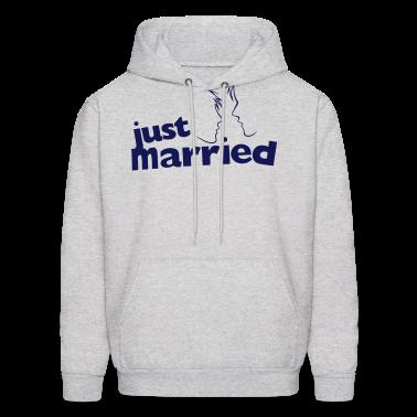 Just married hoodies