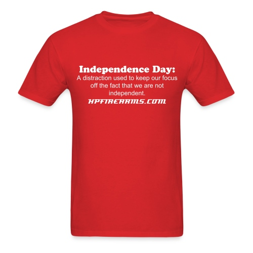 Unisex 4th of July Distraction Tee - Men's T-Shirt