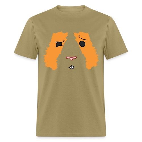 George Face Men's T-Shirt - Men's T-Shirt