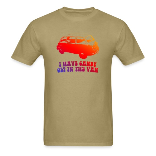 Candy - Men's T-Shirt