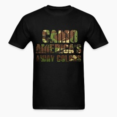 camo americas away colors