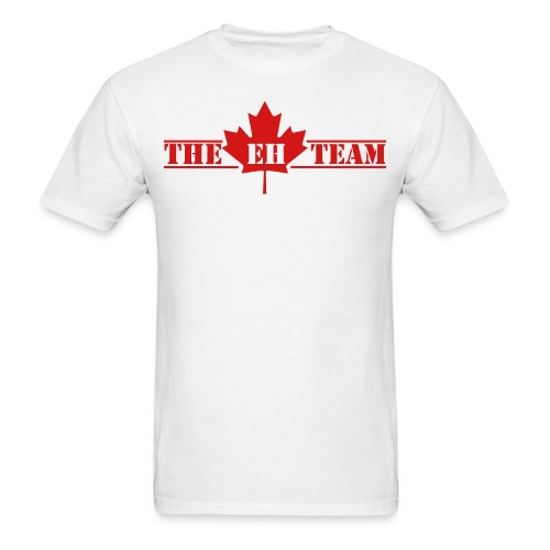 Canadian Eh Team - Men's T-Shirt