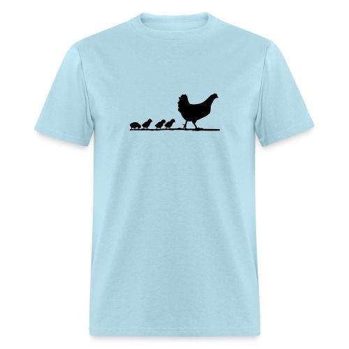 Chickens - Men's T-Shirt