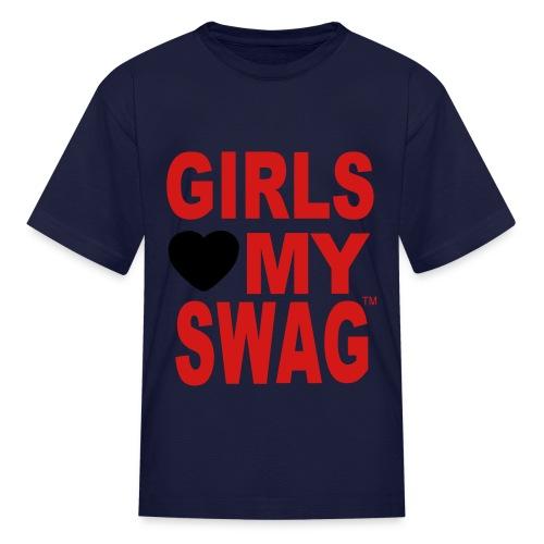 Kids - Swag - - Kids' T-Shirt