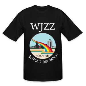 NEW!  WJZZ - Black Magic TALL - Men's Tall T-Shirt