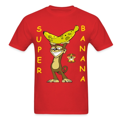 Super Banana - Men's T-Shirt