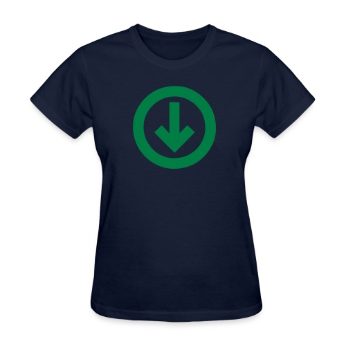 below the influence womens - Women's T-Shirt