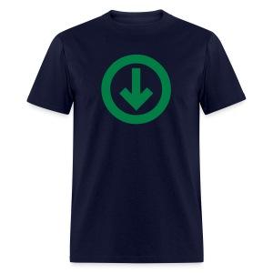 below the influence mens - Men's T-Shirt