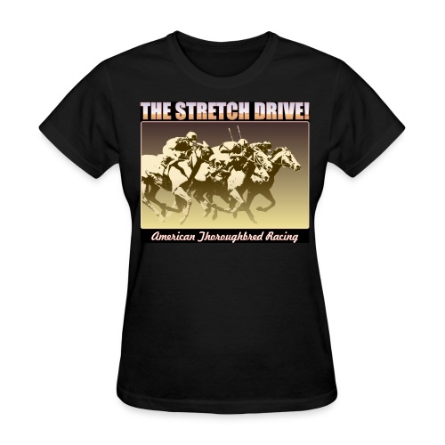 The Stretch Drive - Women's T-Shirt