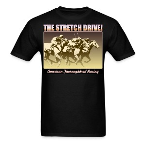 The Stretch Drive - Men's T-Shirt
