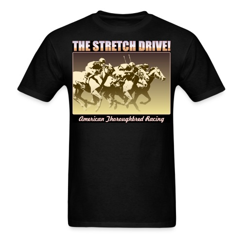 The Stretch Drive - Men's T-Shirt