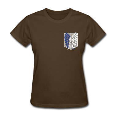 Survey Corps Women's T-Shirts