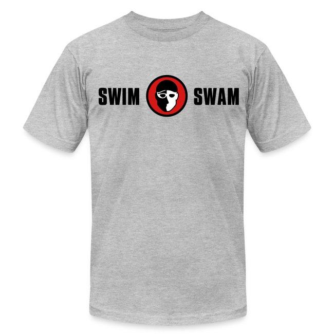 SwimSwam Classic Men's American Apparel (Grey)