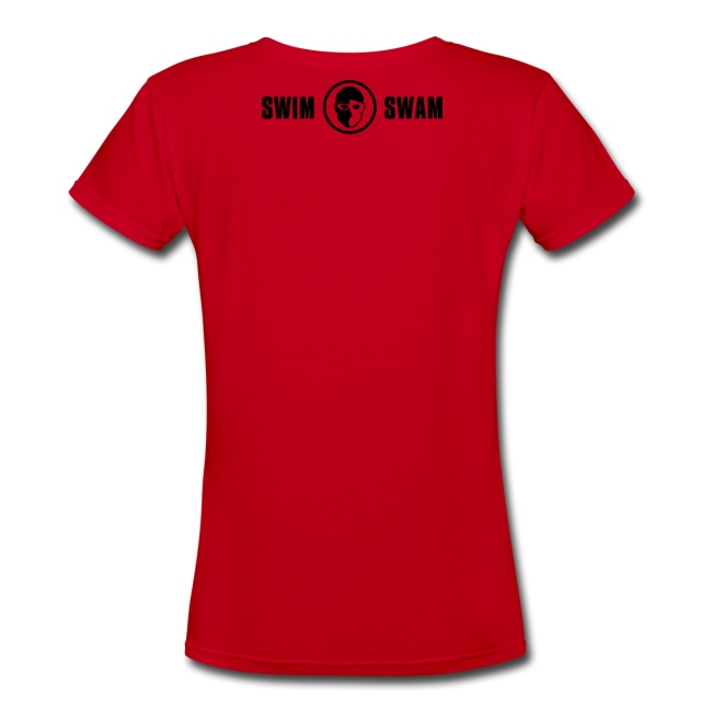 """Keep It Brief"" Women's V-Neck Tee"
