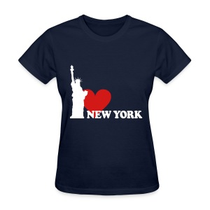 Luv NY Tee - Women's T-Shirt