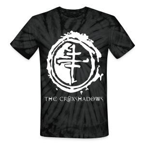 CruxshadowsTie Dye - Unisex Tie Dye T-Shirt