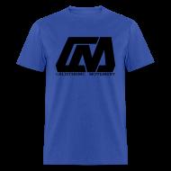 T-Shirts ~ Men's T-Shirt ~ Cali Move Front black men