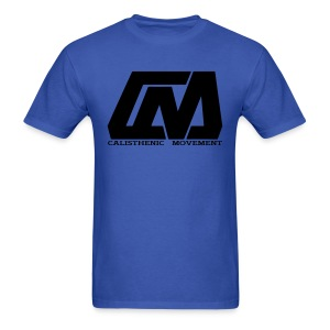 Cali Move Front black men - Men's T-Shirt