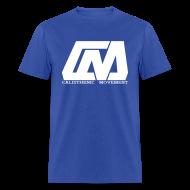 T-Shirts ~ Men's T-Shirt ~ Cali Move Front white men