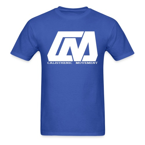 Cali Move Front white men - Men's T-Shirt