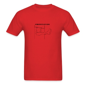 Frontlever by Cali Move - Men's T-Shirt