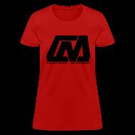 T-Shirts ~ Women's T-Shirt ~ Cali Move Front black women