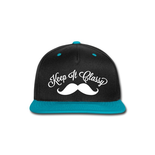keep it classy snapback - Snap-back Baseball Cap