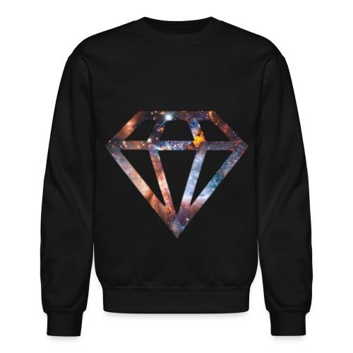 Diamond Crew Neck - Crewneck Sweatshirt