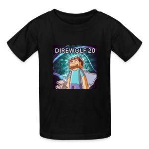 Kids Direwolf20 Avatar - Kids' T-Shirt