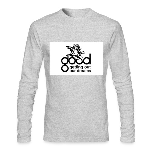 GOOD MUSIC LONG SLEEVE SHIRT - Men's Long Sleeve T-Shirt by Next Level