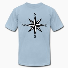 Wind Rose T-Shirt (Men)