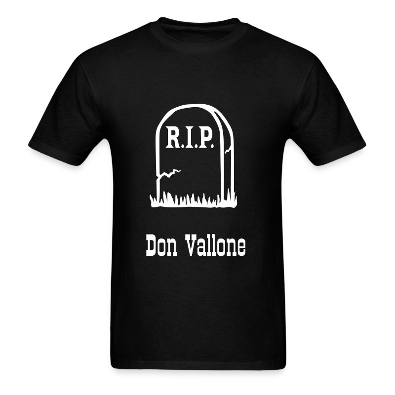 RIP - Death - Men's T-Shirt