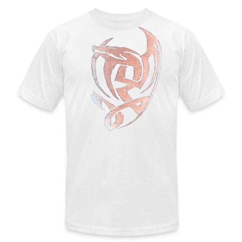 Dragon Lantern  - Men's Fine Jersey T-Shirt