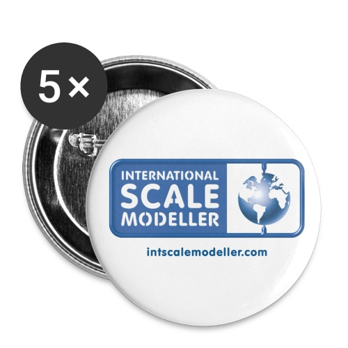 ISM Badges - Large Buttons