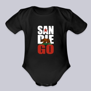 SDGO - Short Sleeve Baby Bodysuit