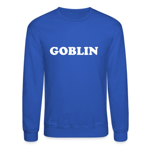 GOBLIN Crewneck Sweater - Crewneck Sweatshirt