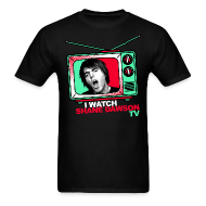 T-Shirts ~ Men's T-Shirt ~ I Watch Shane Dawson TV