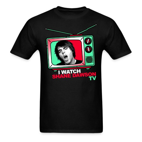 I Watch Shane Dawson TV - Men's T-Shirt